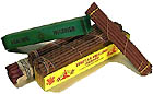 Tibetan Incense from Nepal - 77 varieties of all natural incense burners boxes and incense sticks from Hither & yon