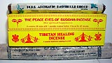Tibetan incense from Nepal - Medicinal incense, ayurvedic incense, ritual incenses, traditional tibetan incense, rope incense, incense dhoop & more available