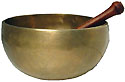 tibetan singing bowls hand 