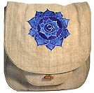 Hemp purse  - hemp handbag